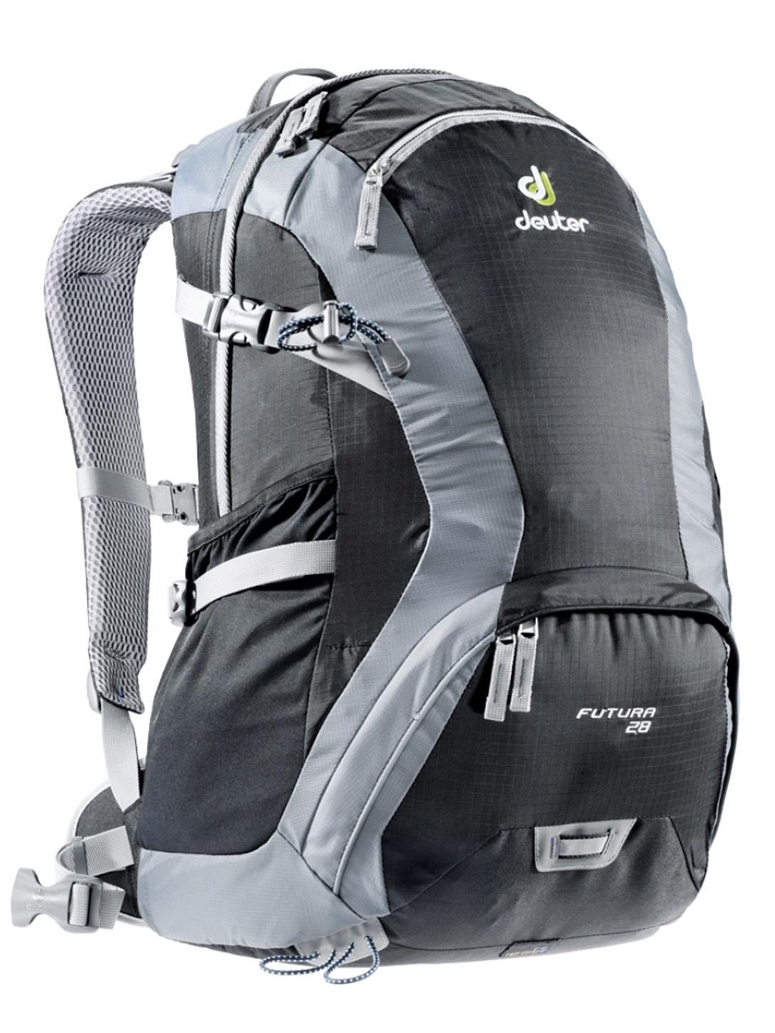 Deuter futura 28 grey - Balo du lịch - leo núi - Deuter