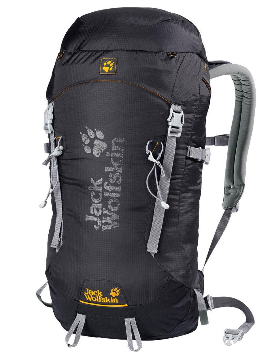 Jack wolfskin moutaineer 30 - Balo du lịch - leo núi - Jack Wolfskin