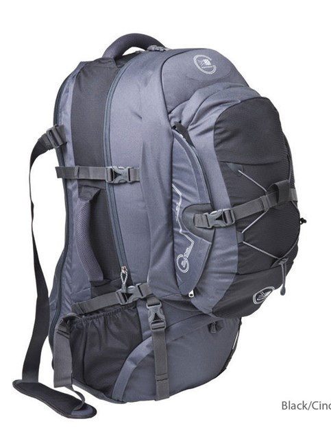 Karrimor Global 70-90 Litre Travel Rucksack Main Features - Balo du lịch - leo núi - Shop Balo Hàng Hiệu
