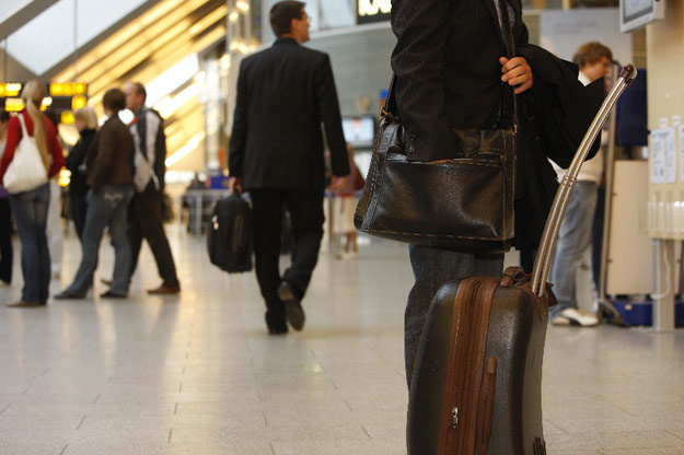 Cân nhắc khi chọn vali kéo đi máy bay