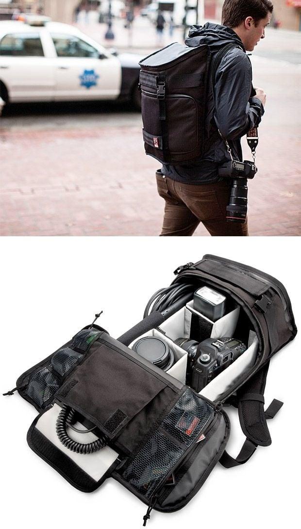 Địa chỉ mua balo đựng máy ảnh ở tphcm chất lượng