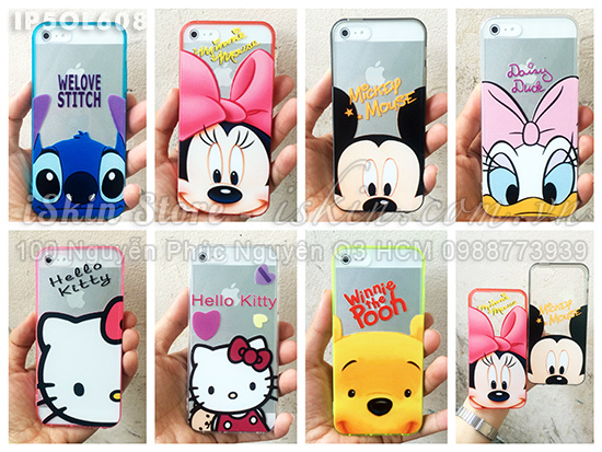 Ốp lưng, bao da, case, vỏ, dán iphone 6-6 plus, iphone 5-5s-5c, iphone 4, iphone 3 - 33