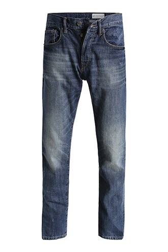 Quần Jeans Nam - ESPRIT_DENIM TAPERED , ORIGINAL FIT