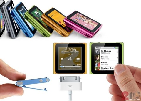 iPod Nano 8G graphite (MC688ZP/A )
