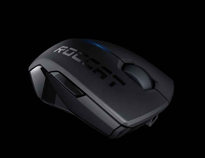 Mouse Roccat Pyra Mobile Wireless Gaming