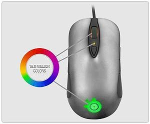Mouse SteelSeries Sensei (62150)