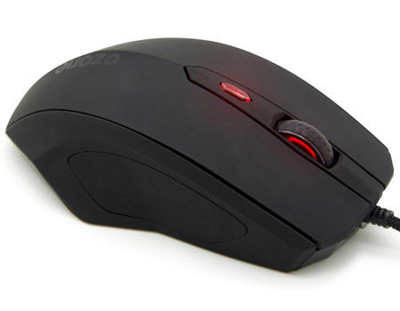 Mouse Ozone XENON Black Gaming