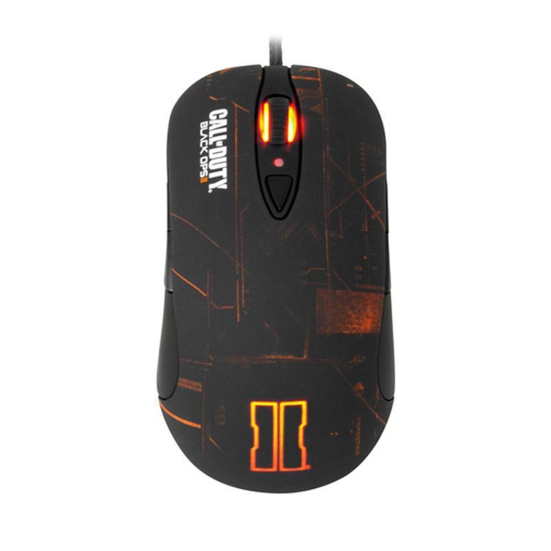Mouse SteelSeries Sensei [RAW] COD ® BLACK OPSII Mouse (62157)
