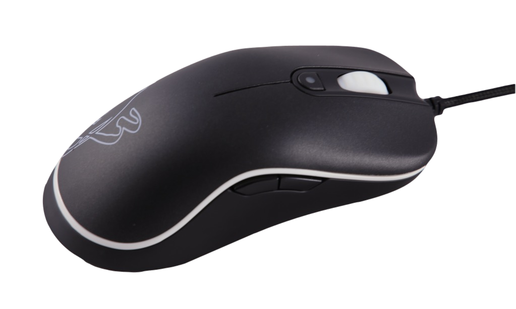Mouse Ozone NEON Black Gaming
