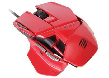 Mouse Madcatz R.A.T 3 Red
