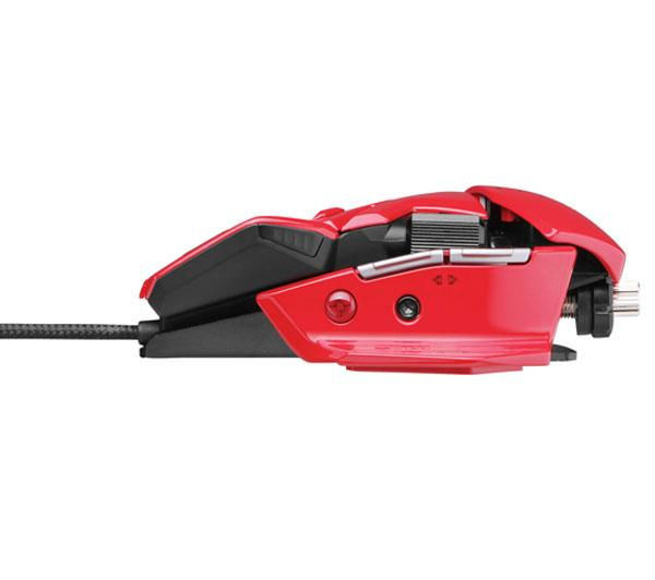 Mouse Madcatz R.A.T 5 Red