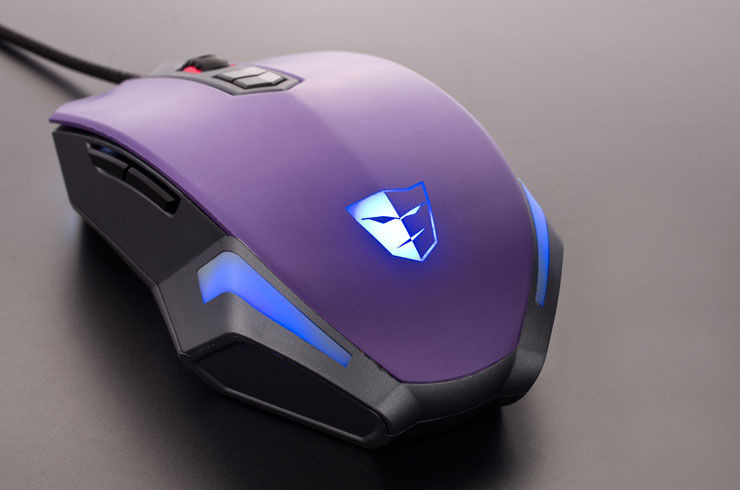 Mouse Tesoro Gungnir optical gaming