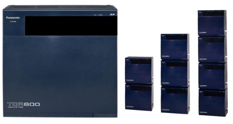 Image result for Khung Chính Tổng Đài Panasonic KX-TDA600