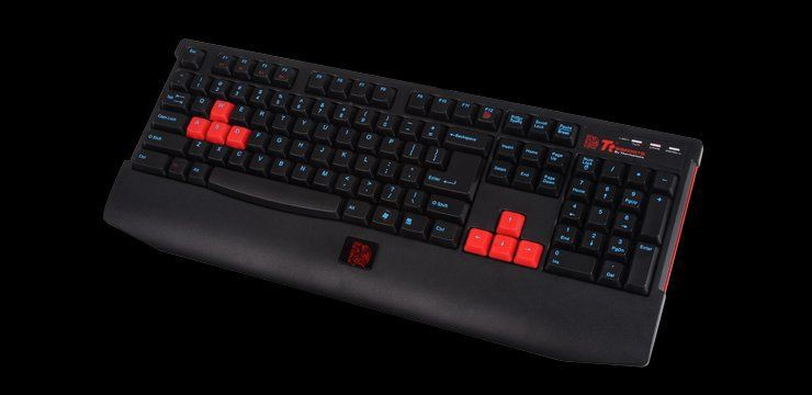 Keyboard Thermaltake TTeSports KNUCKER (KB-KNK008US)