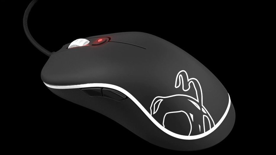 Mouse Ozone NEON White Gaming