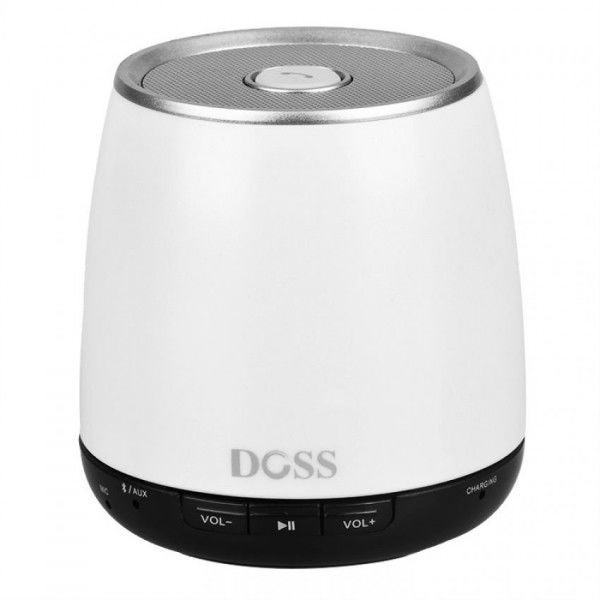 Loa DOSS DS-1162 White - Bluetooth