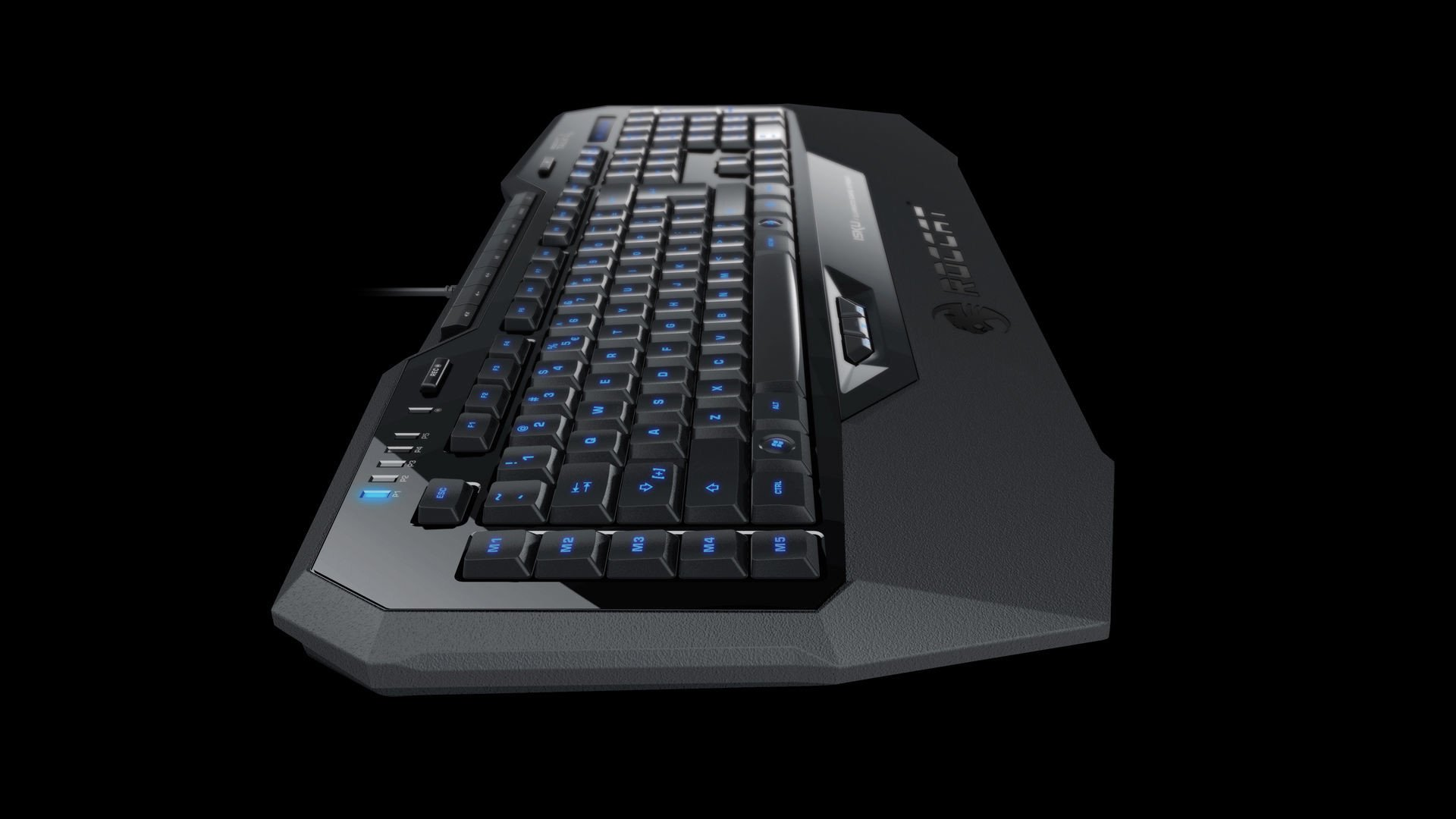 Keyboard Roccat Isku Illuminated Gaming Keyboard