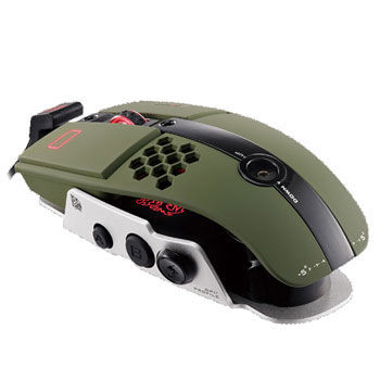 Mouse Thermaltake Ttesports Level 10 M Military Green