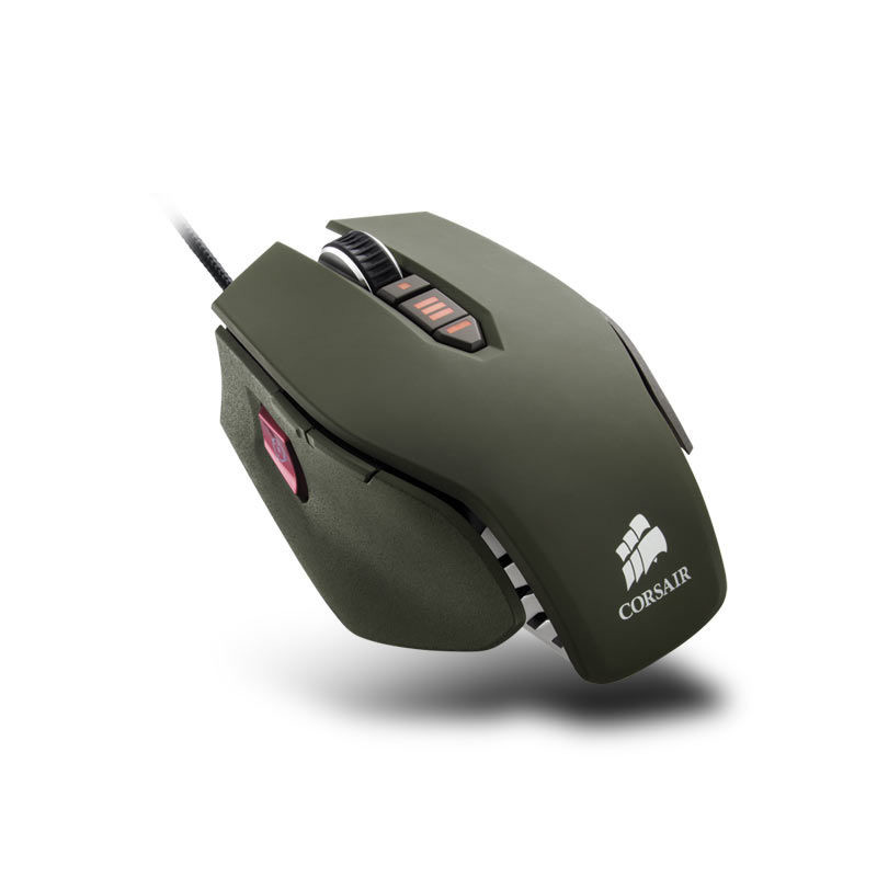 Mouse Corsair Vengeance® M65 FPS Laser Gaming Mouse - Military Green
