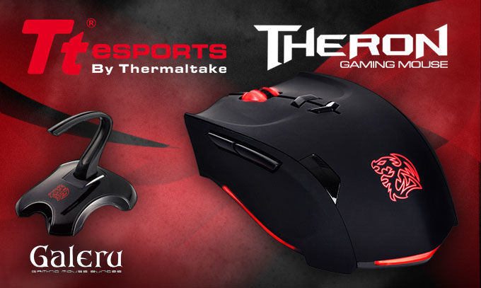 Chuột Thermaltake Ttesports THERON Gaming
