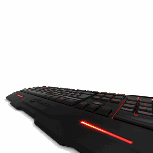 Keyboard Ozone BLADE Membrane Pro Gaming Keyboard