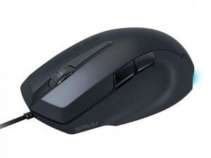 Mouse Roccat Savu Mid-Size Hybrid Gaming