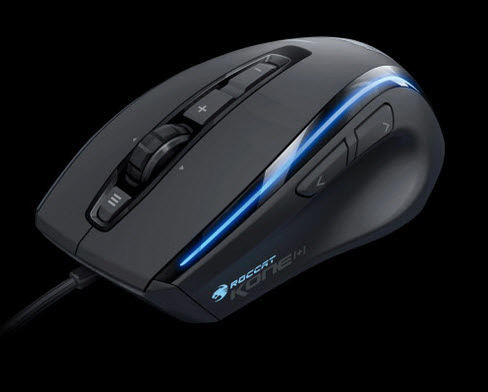 Mouse Roccat Kone[+] Max Customization Gaming