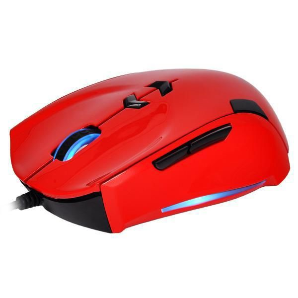 Mouse Thermaltake TTeSports Theron Blazing Red