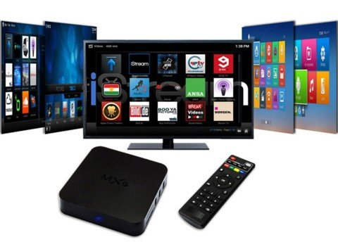 TV Box MXQ S805 - Thiết bị Android