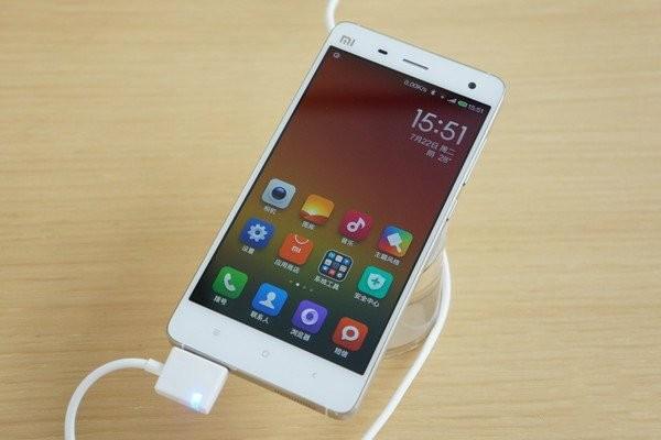 Chi tiết thông tin và cận cảnh điện thoại Xiaomi Mi 4 - 129017
