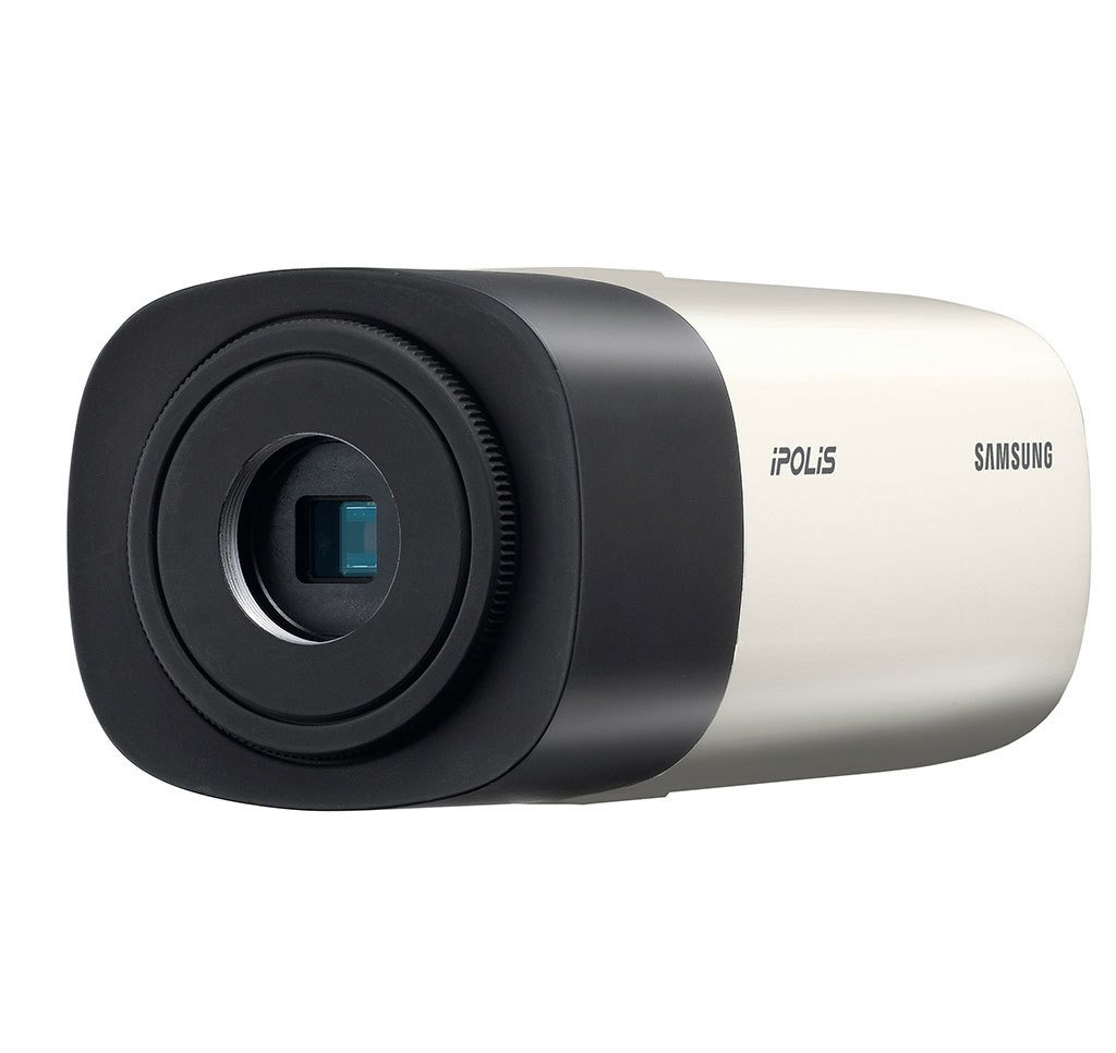 SNB-6004F - 2MP Full HD Fiber Optic Network Camera