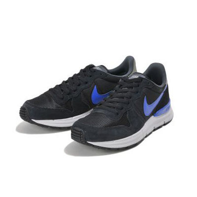 Giaythethaonam.vn - 631731 - 004 - Nike Lunar Internationalist (BLACK/LYON BLUE-JADE STONE) - 2,512,000
