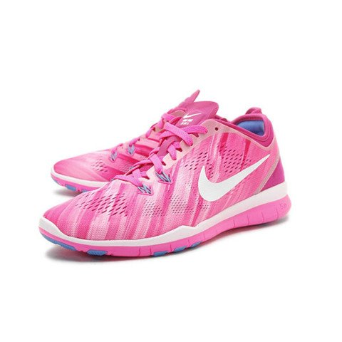 Giaythethaonam.vn - 704695-601 - Women's Nike Free 5.0 TR Fit 5 Print Training Shoes - 2,790,000