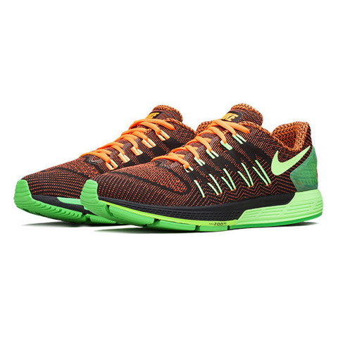 Giaythethaonam.vn - 749338-803 - Nike Air Zoom Odyssey Total Orange Black Votage Green - 5060000
