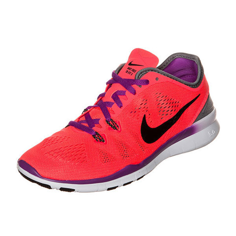 Giaythethaonam.vn - 704674-801 - Nike Womens Free 5.0 TR Fit 5 Running Shoes - 3289000