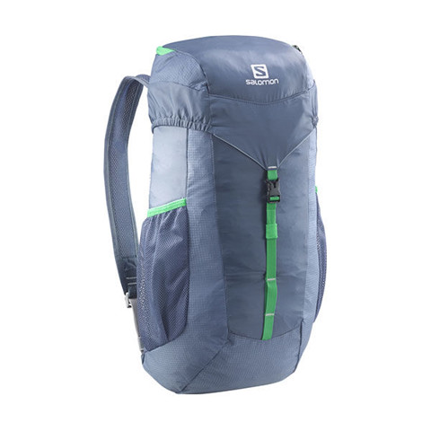 Giaythethaonam.vn - L363727 - BAG BACKPACK LITE BLEU GRIS BUD GREEN - 1760000