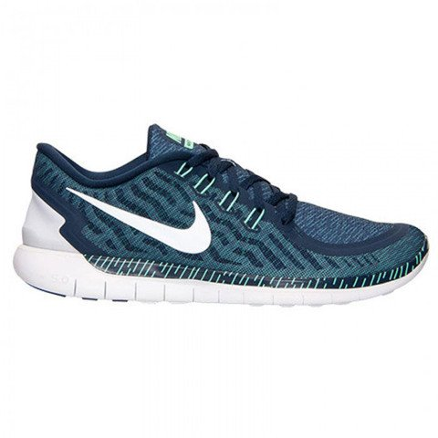 Giaythethaonam.vn - 749592-403 - Men's Nike Free 5.0 Print Running Shoes - 3296000