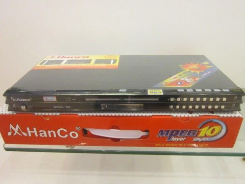 DVD HANCO 909