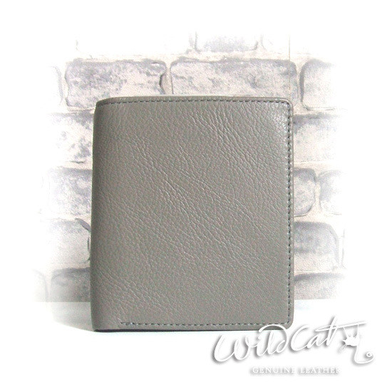 30062011 - ITALIAN LEATHER MAN WALLET S SIZE