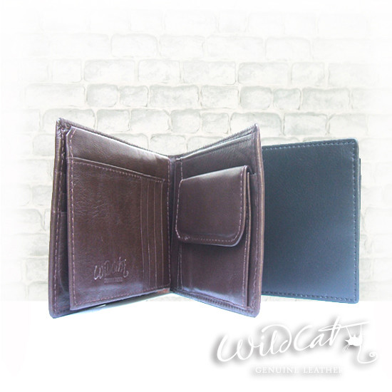 30282013  MULTI CARD SLOTS Wallet with COIN POCKET