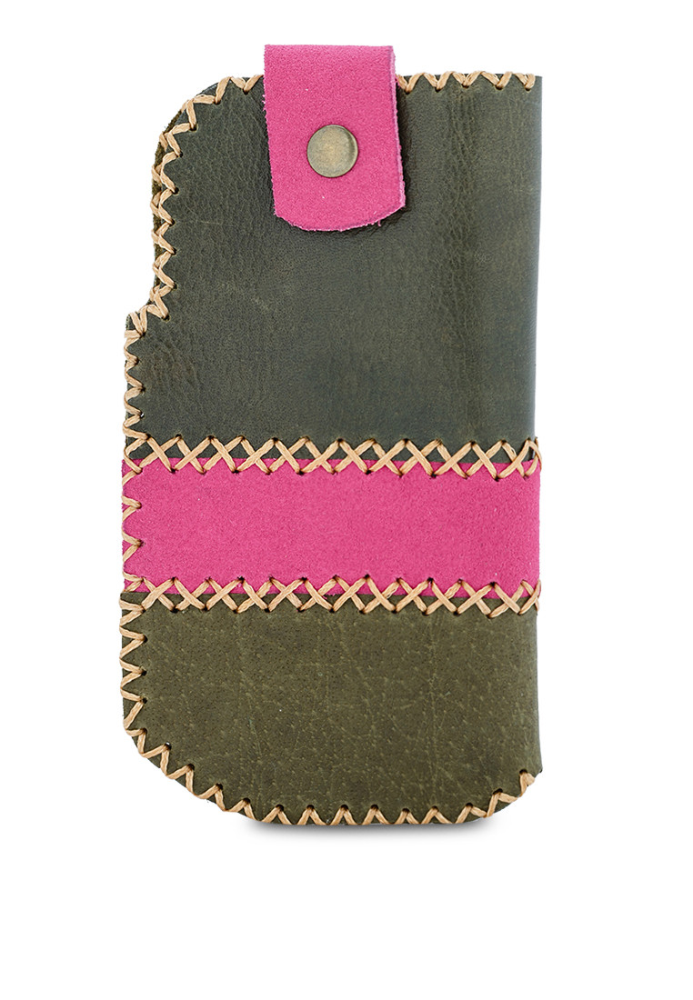 60422015 - MULTI COLOR PHONE COVER WITH FLAP