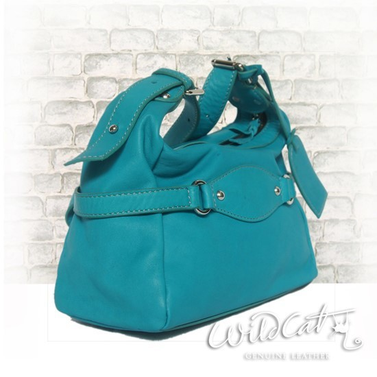 10472014 - COCO SOFT CALF RAINBOW HOBO