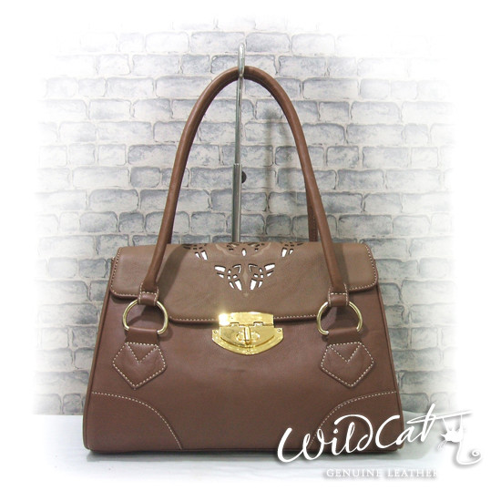10362012 - BATIK LAZER CUTTING FLAP BUCK Shoulder Bag