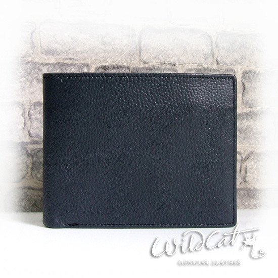 W COW LEATHER W STYLE WALLET