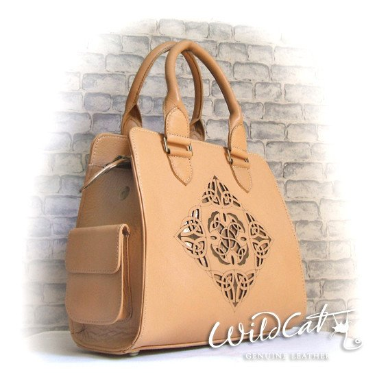 10342014 - BATIK FLORAL LAZER CUTTING Bag
