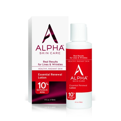 <p>10% AHA Enhanced Lotion - ASC Essential Renewal Lotion 10%