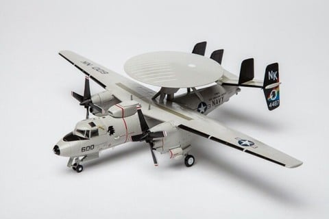 Northrop Grumman E-2C Hawkeye, US Navy, 1:72 diecast, Air Force 1