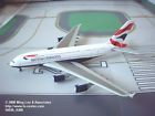 Airbus A380, British Airway, 1:400 Diecast, Dragon Wings