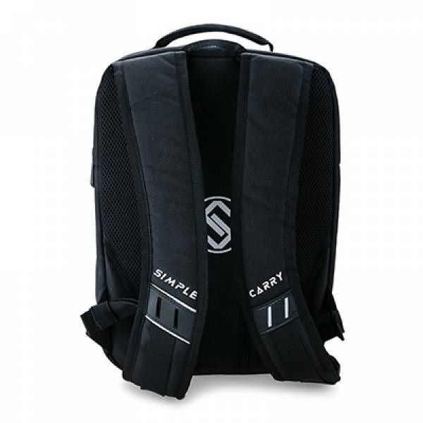 Quai đeo Balo Simplecarry M-City Black