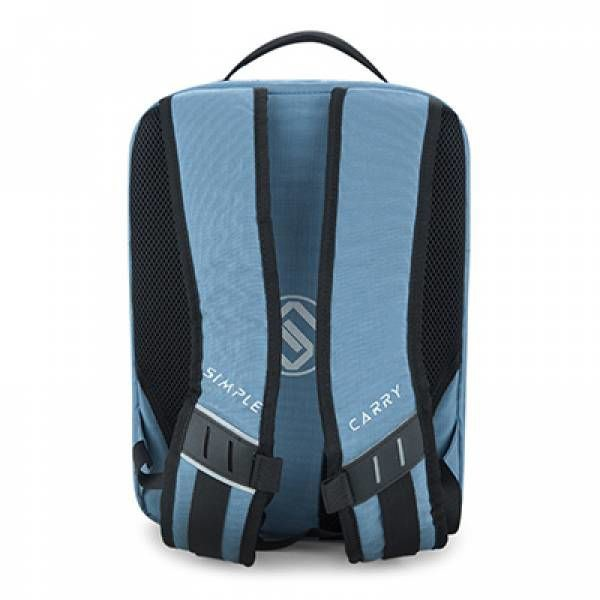 thân sau Balo Simplecarry M-City Blue
